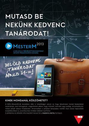MOL MesterM 2013