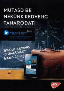 MOL MesterM díj 2014
