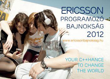 Ericsson C++ programozó bajnokság 2012