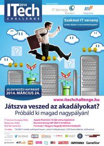 ITech Challenge 2014